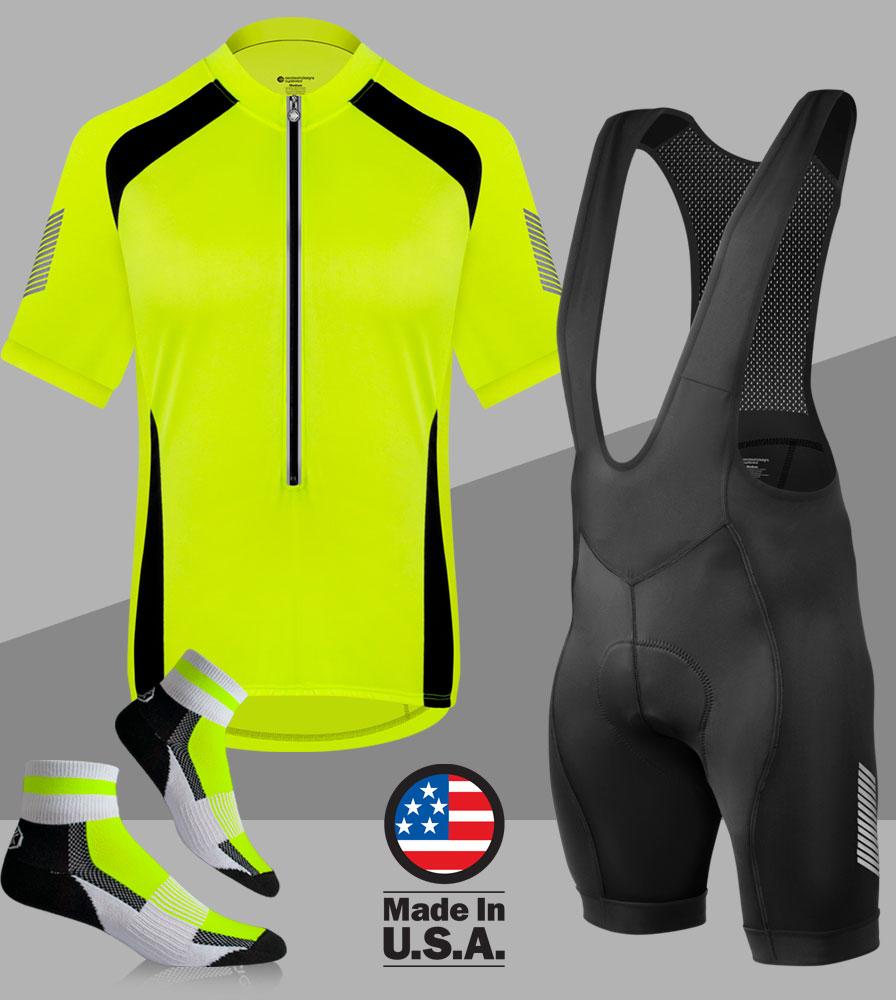 Men's Elite Cycling Kit