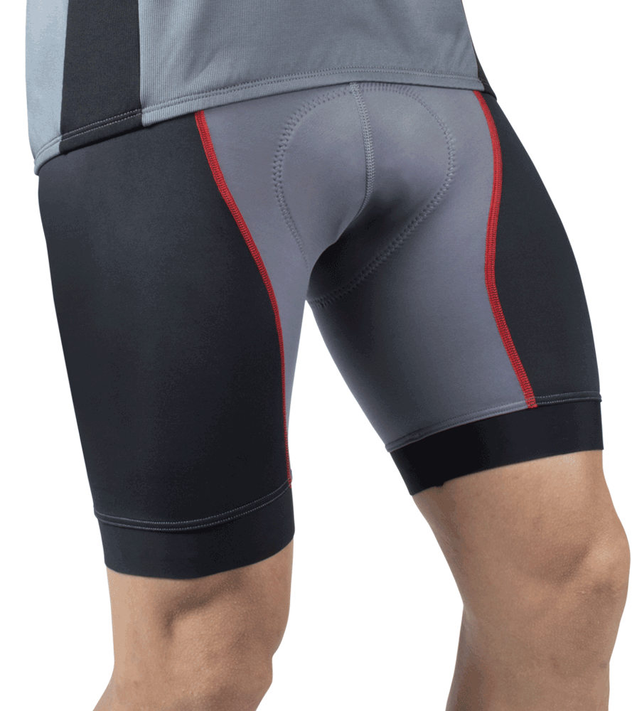 mens-elite-paddedcycling-shorts-charcoal-modelfront.png