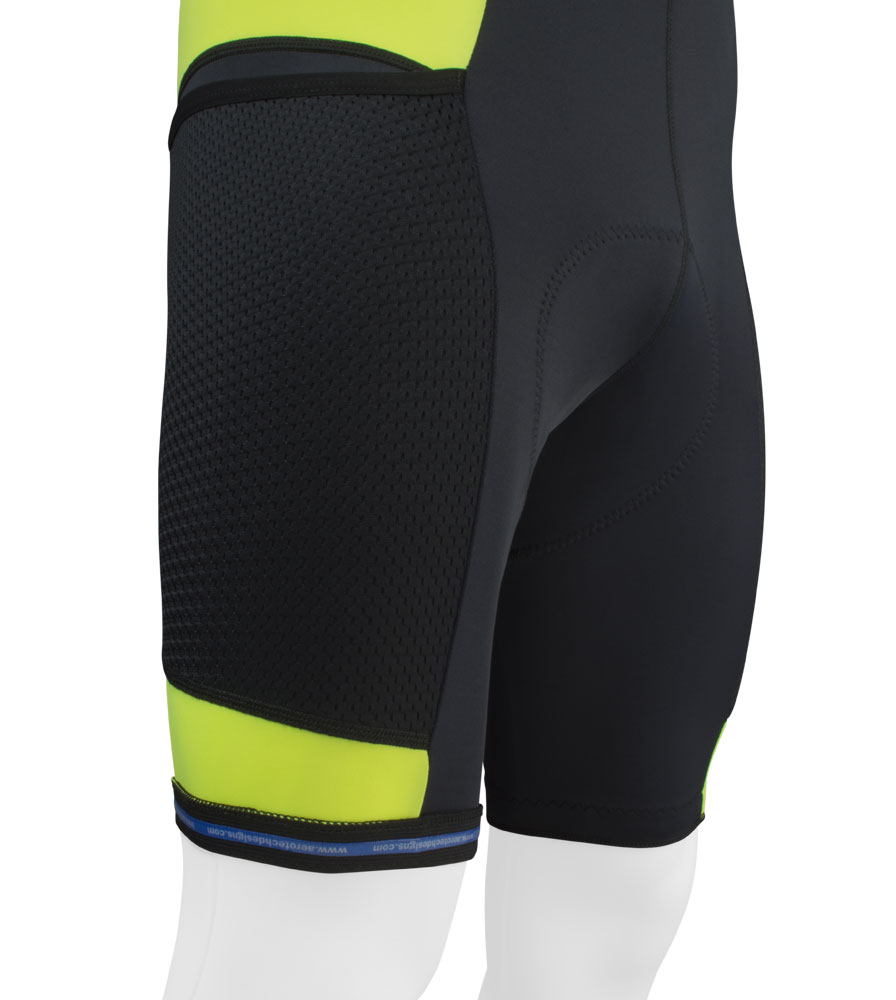 Gel Touring Bib-Short Leg Gripper Detail