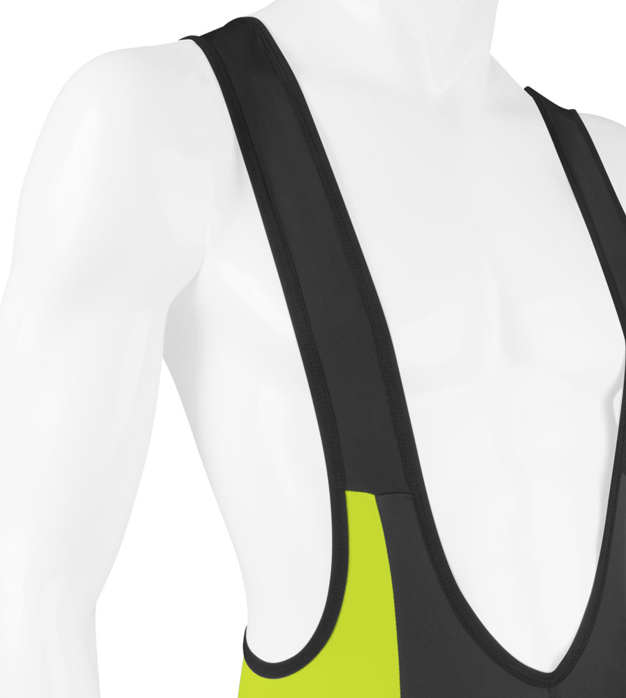 Gel Touring Bib-Short Strap Detail