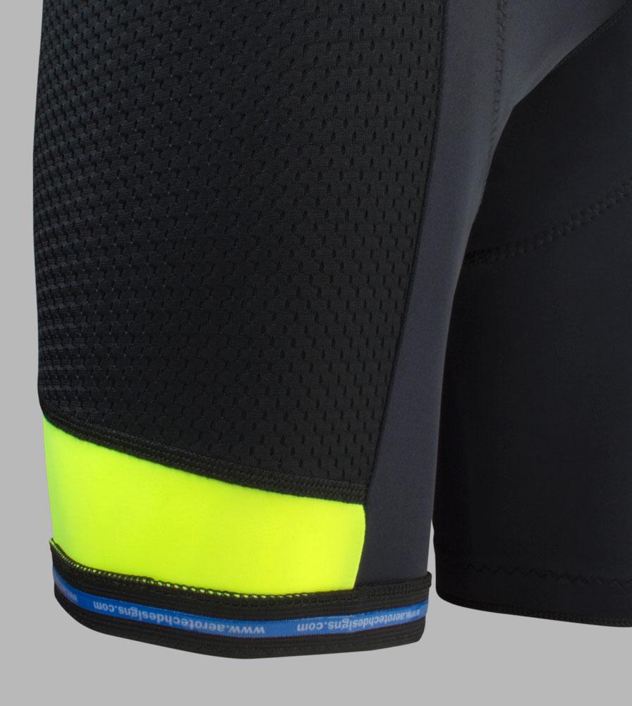 Men's Gel Touring Cycling Short Leg Gripper