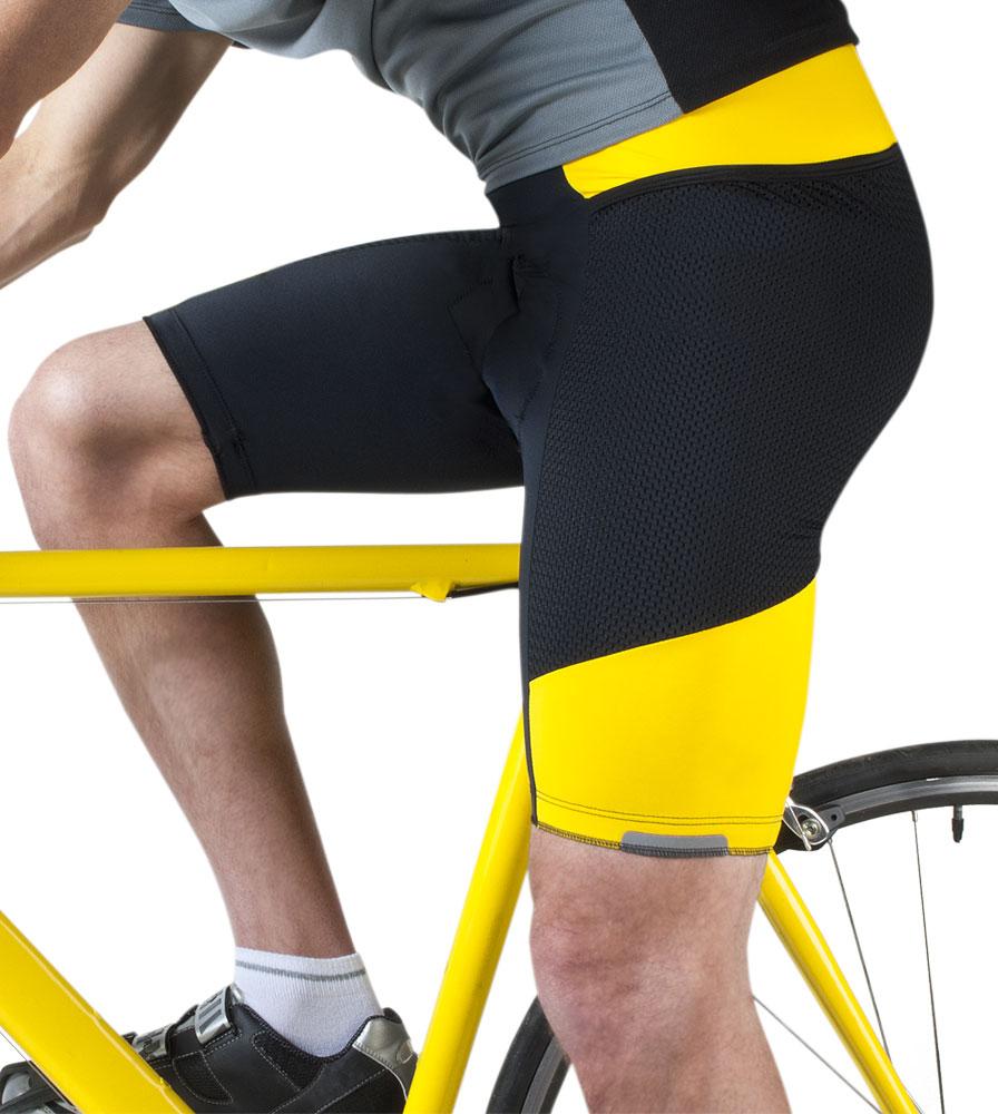 Men's Gel Touring Cycling Shorts