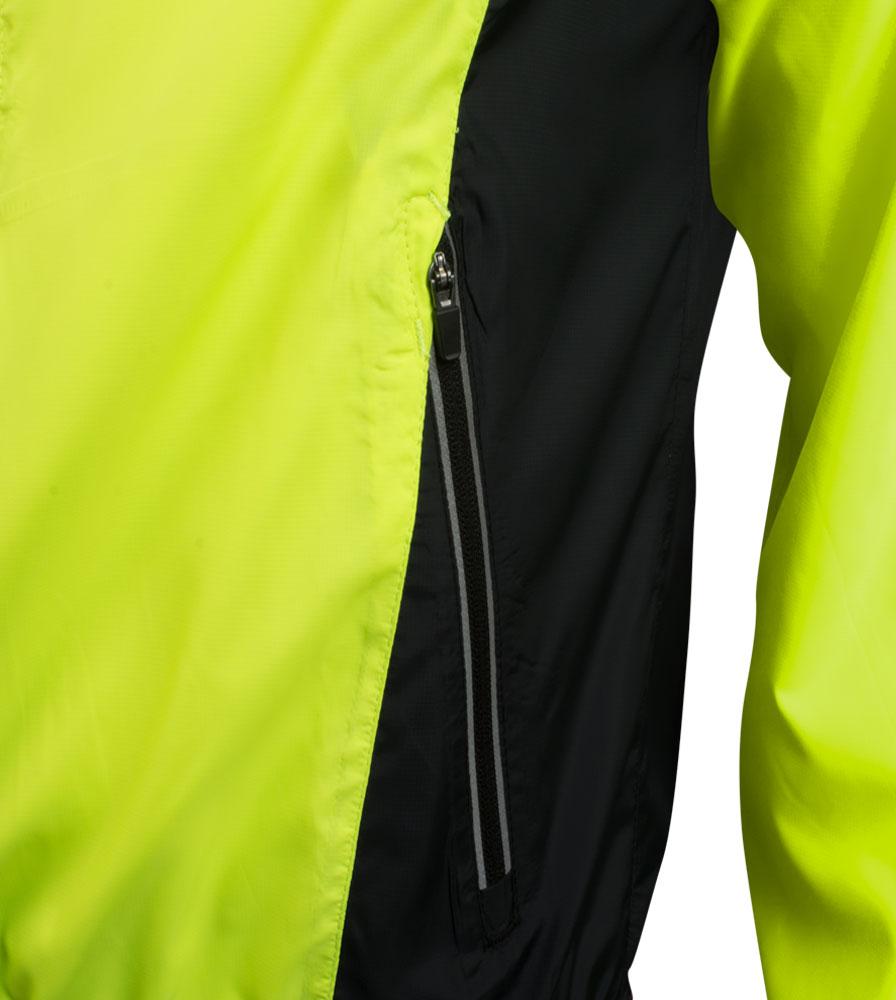 Two Side Zippering Pockets