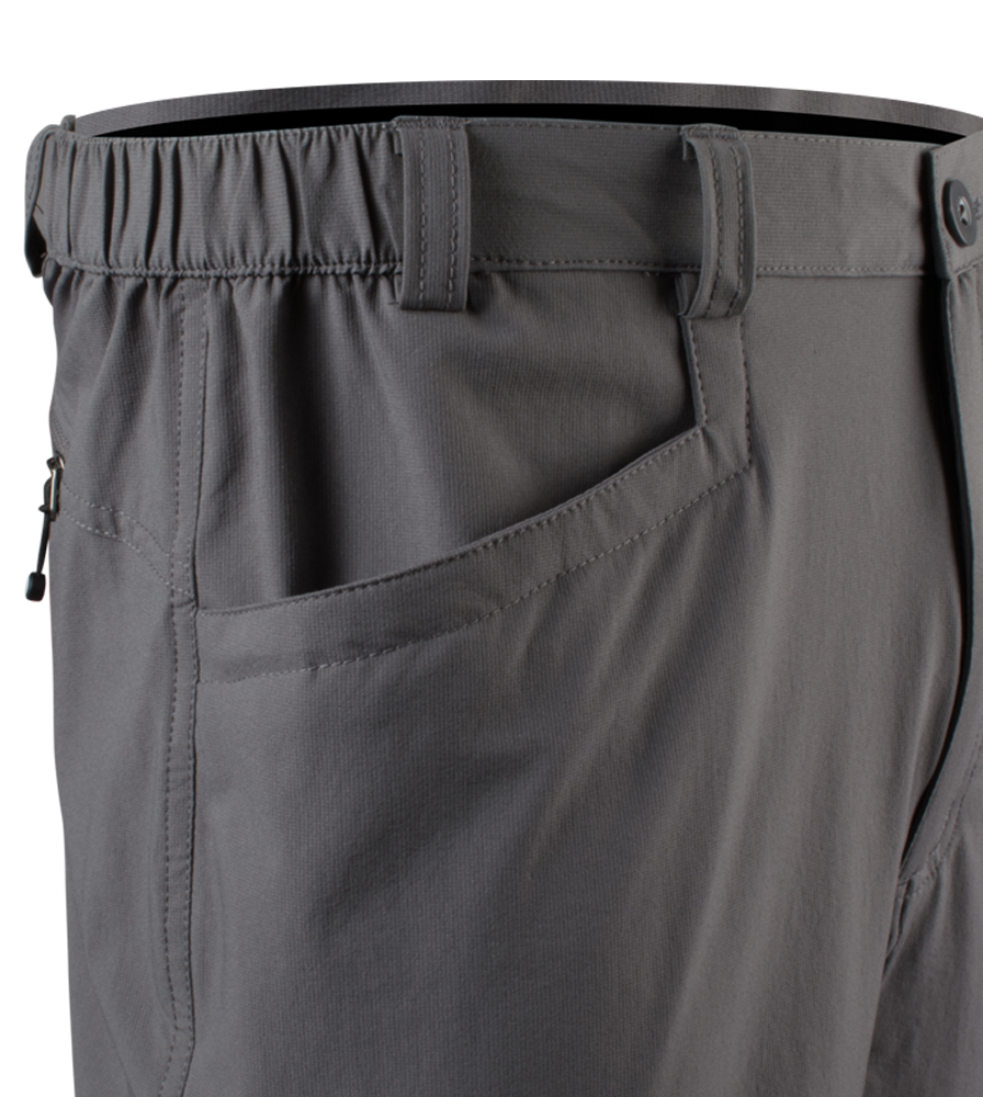 Women's Pedal Pushers Pocket Detail