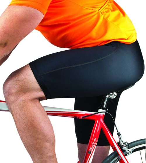 Men's Pro Bike Shorts in Black