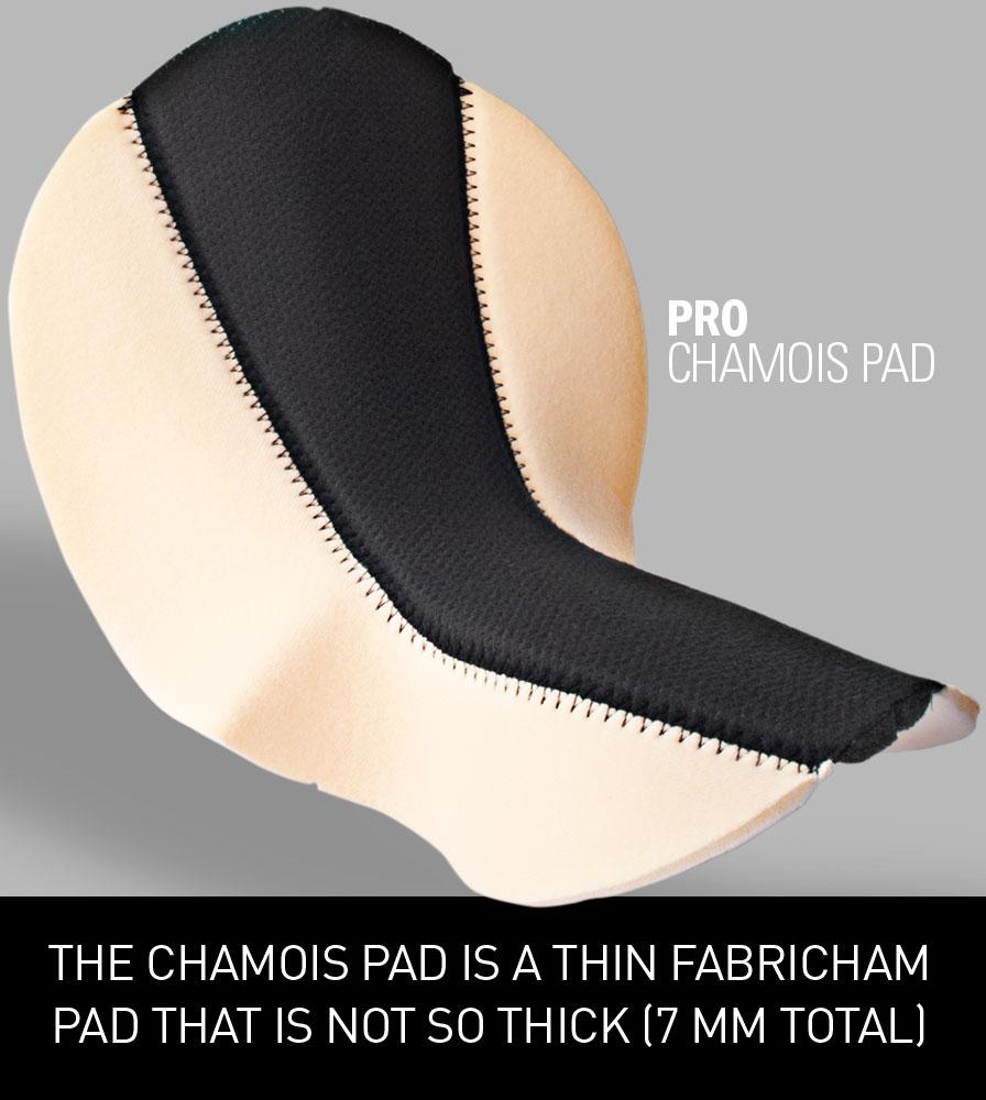 Pro Chamois Pad Description of Features