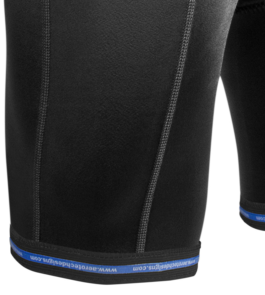 Men's Pro Bike Short Silicon Leg Gripper Close-up