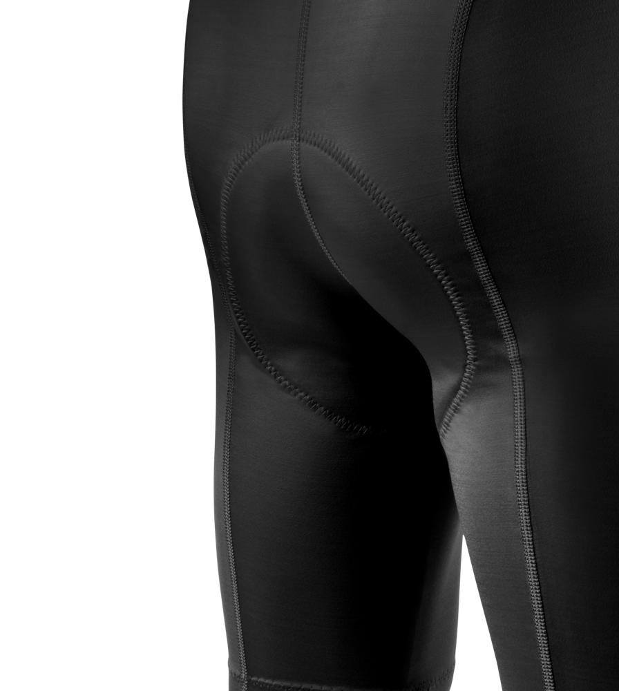 Tall men's Pro Bike Shorts Butt Detail