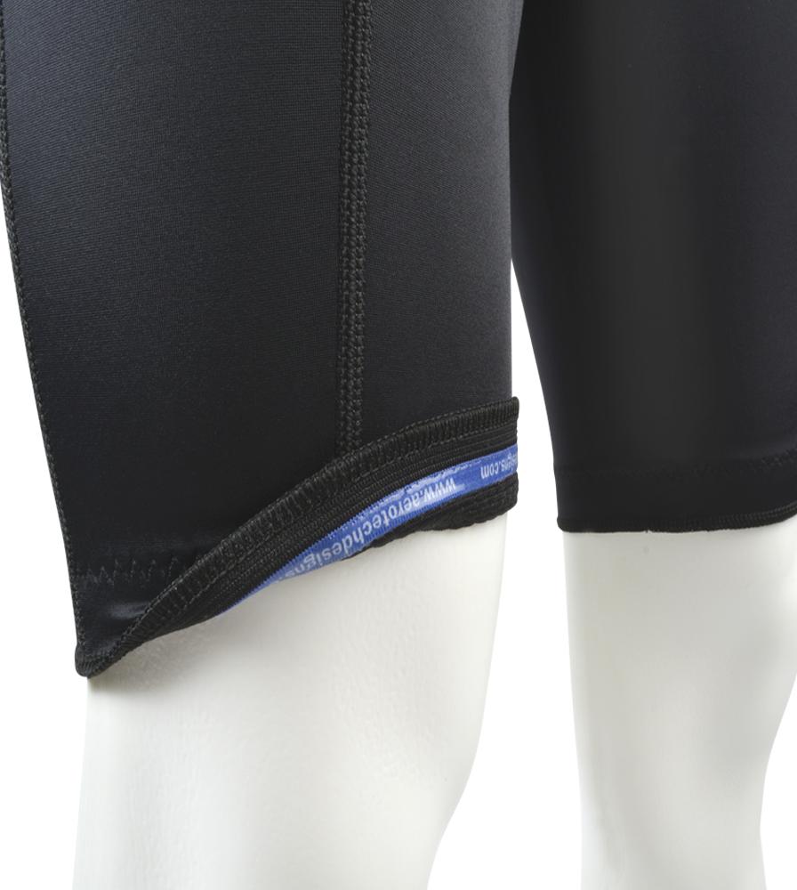 Tall Men's Pro Bike Shorts Leg Gripper Detail