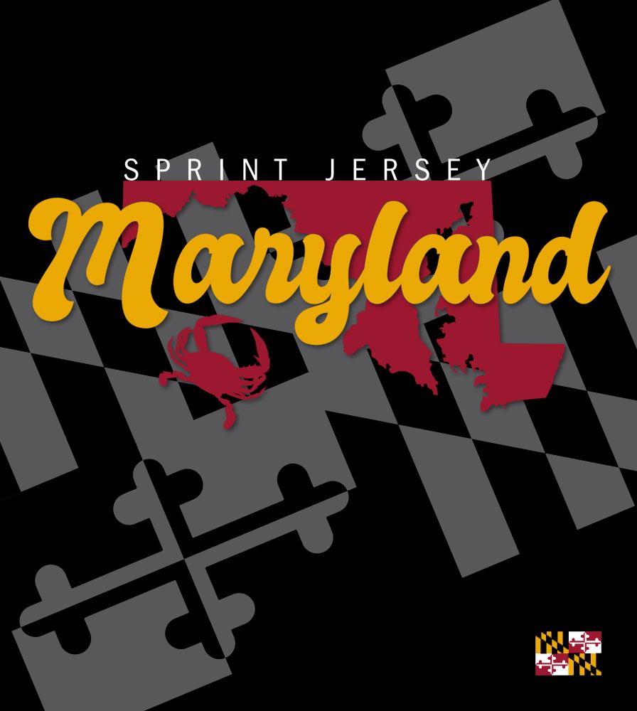 Maryland Cycling Jersey