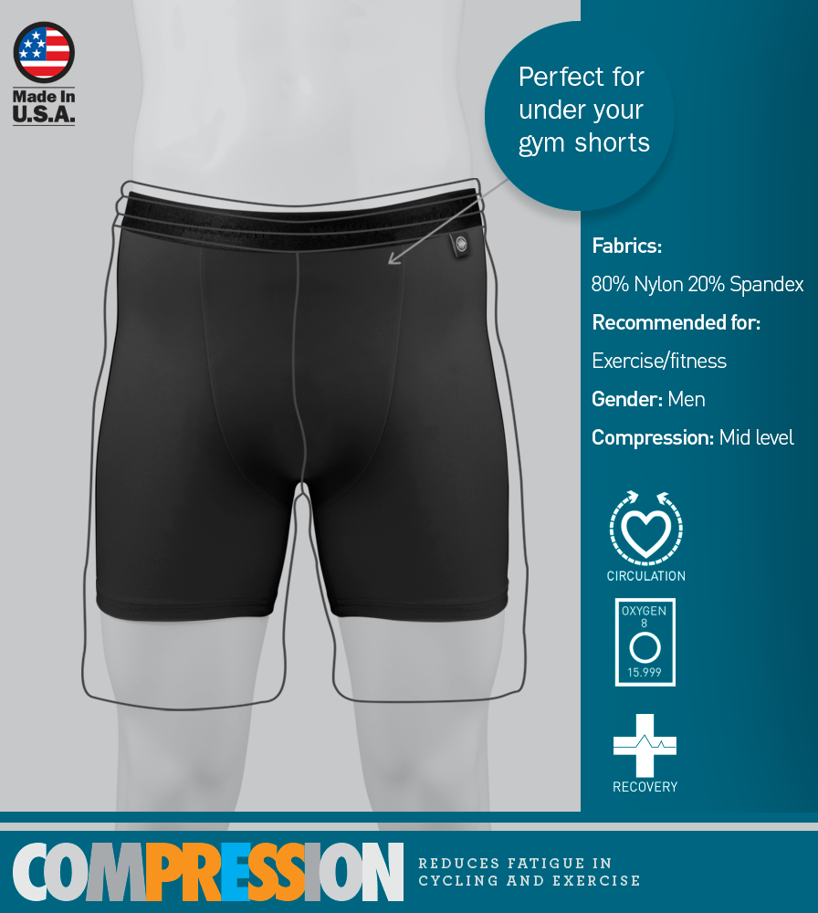 Soft Compression Underwear Graphic
