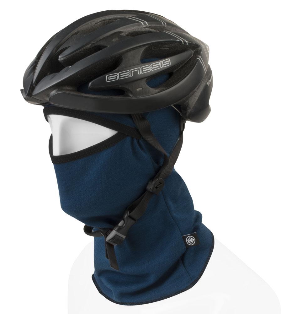 Merino Wool Balaclava Under the Helmet