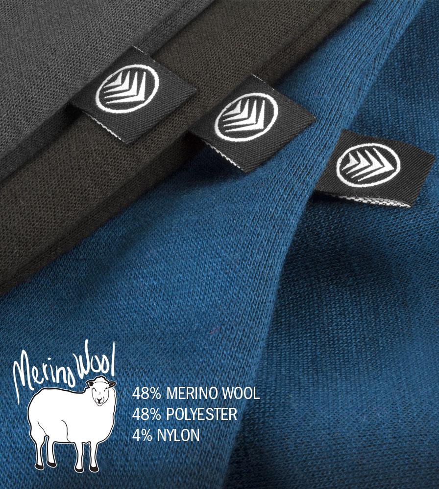 Merino Wool Balaclava Color Options
