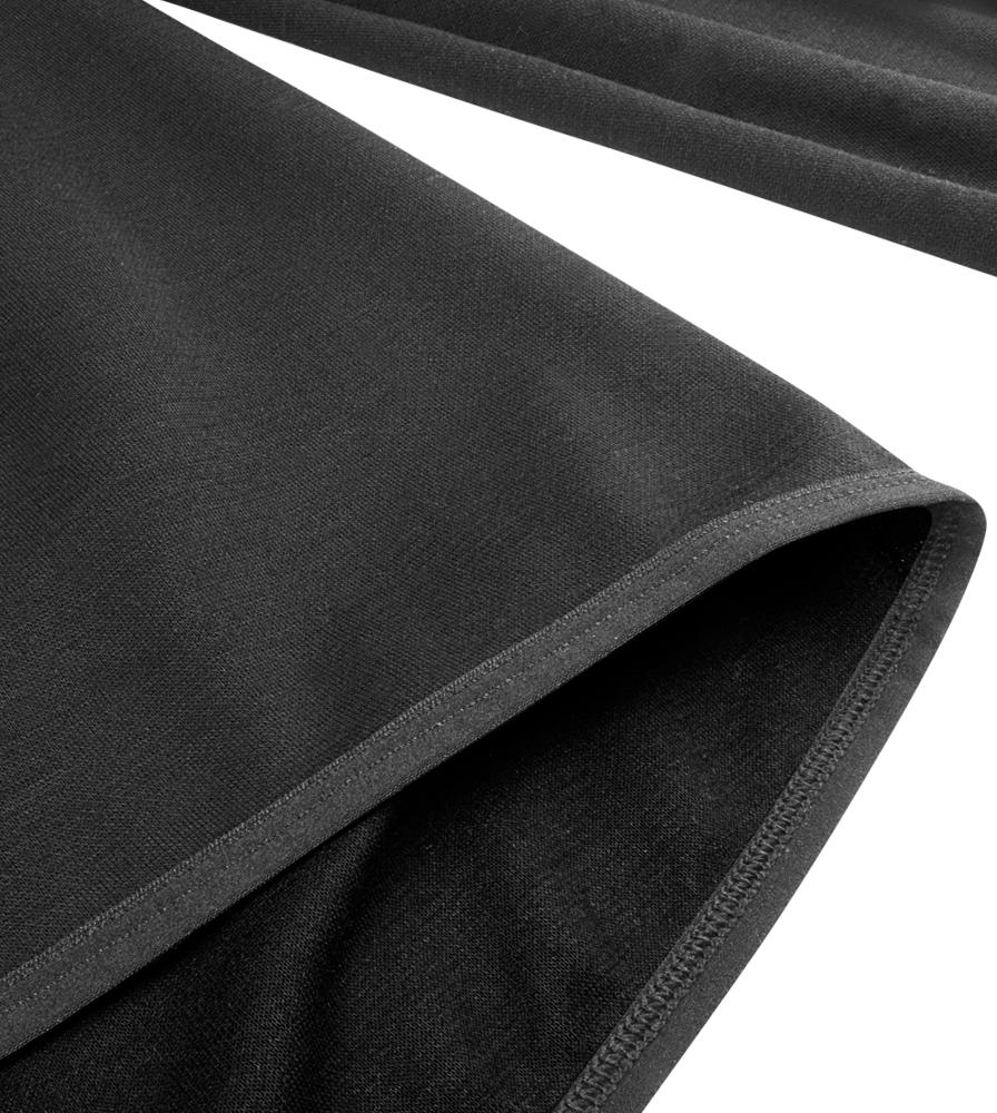 Merino Wool Base Layer Bottom Binding