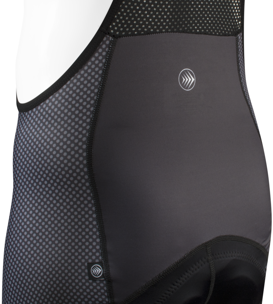 Modern Premiere Bib-Short Back Yoke Detail