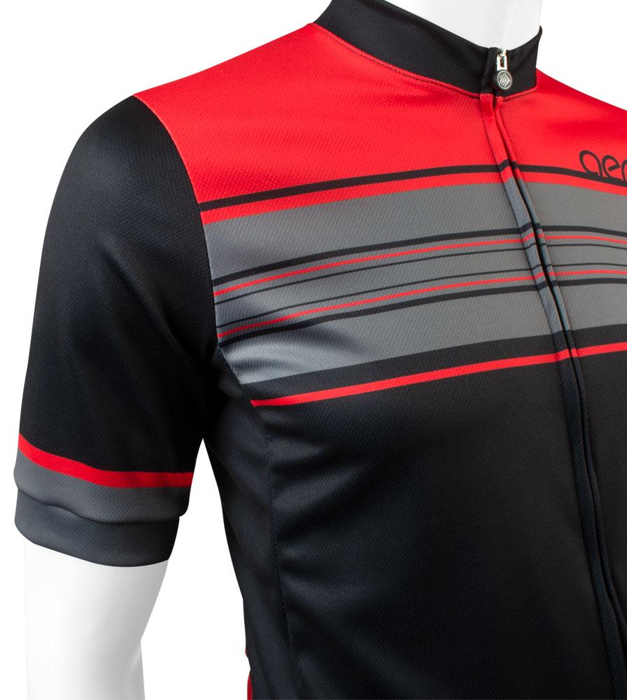 Momentum Sprint Cycling Jersey Sleeve Detail