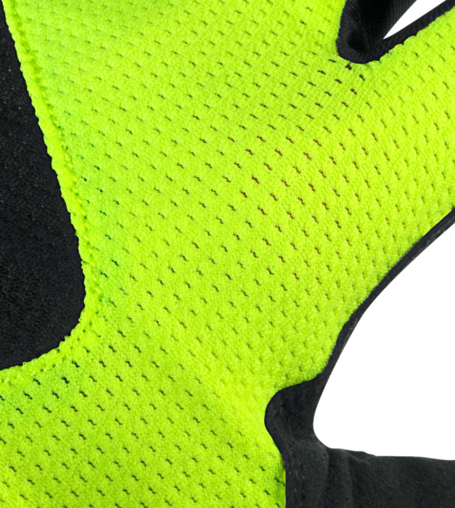MTB Full Finger Glove Palm Detail
