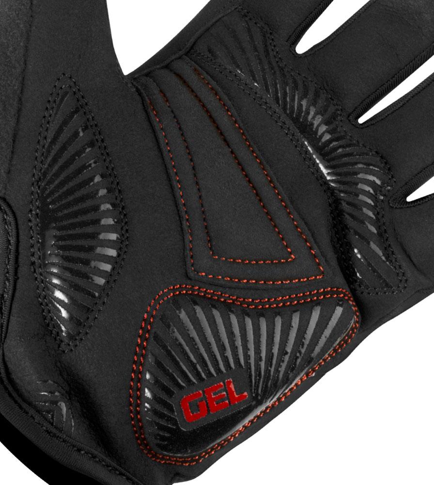 MTB Full Finger Glove Palm Detail2