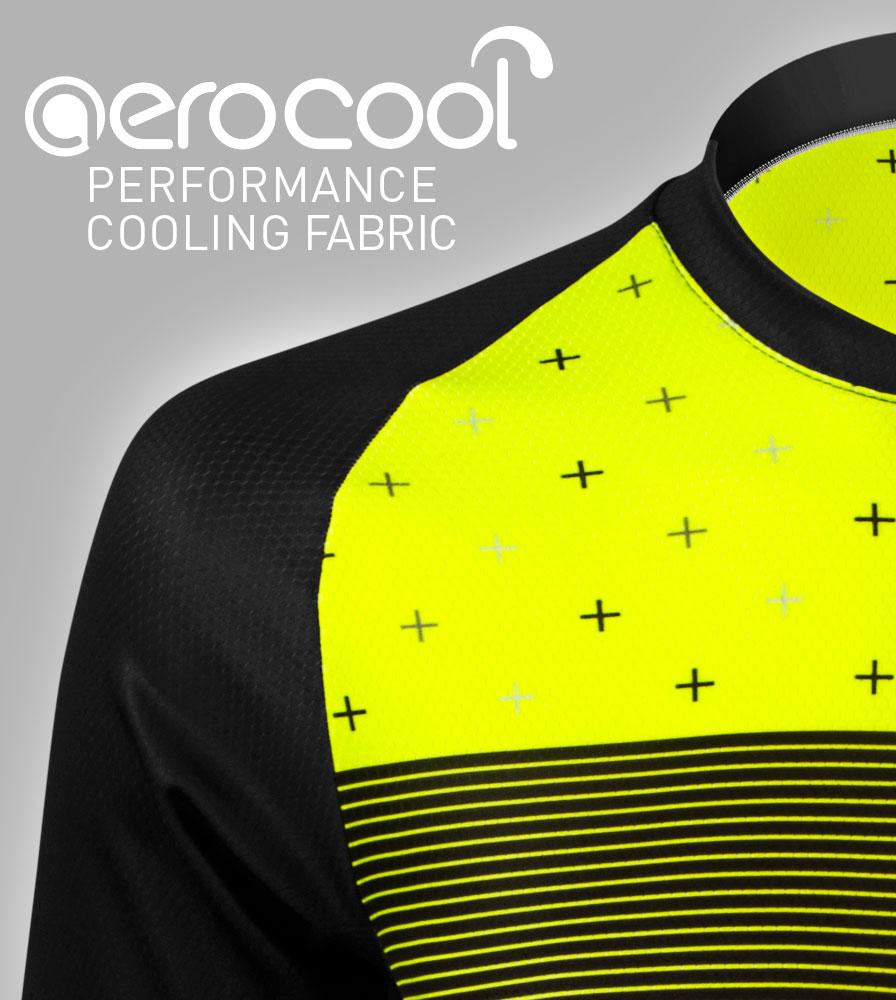 AeroCool Performance Cycling Fabric