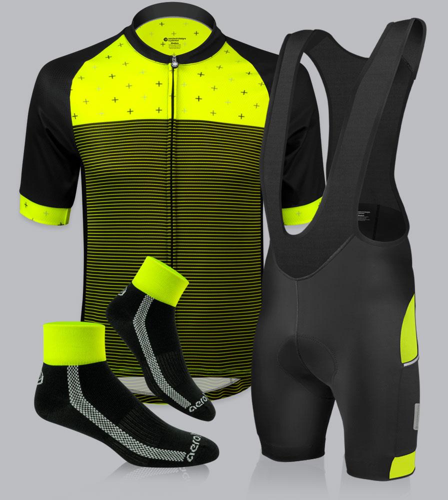 Men's Reaction Cycling Kit