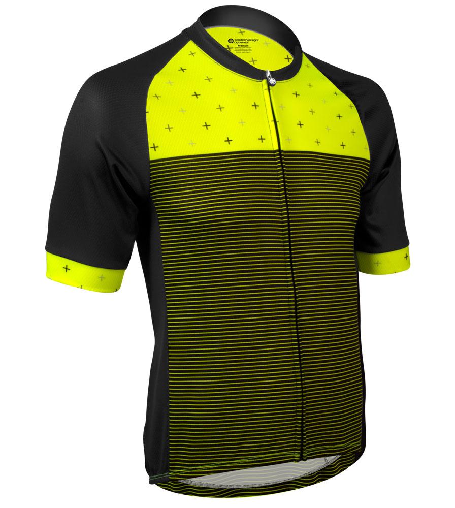 Men's Reaction Peloton Cycling Jersey