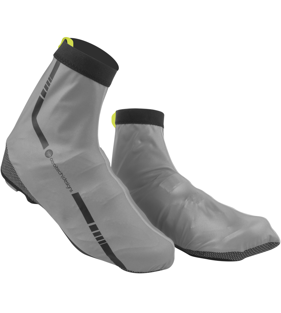 Reflective Cycling Shoe Cover Group