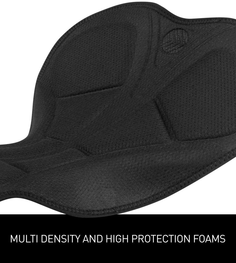 Removable Chamois Pad Multi Density Foam Information