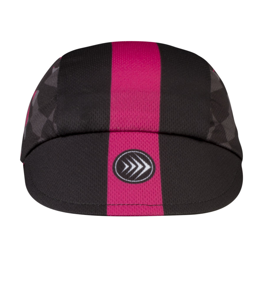 rush-cyclingcap-mosaic-pink-front.png