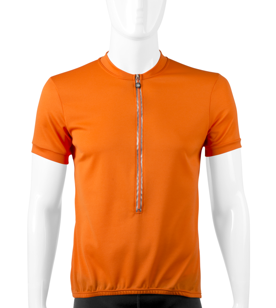 solid-unisex-cyclingjersey-withbackpockets-orange-front.png