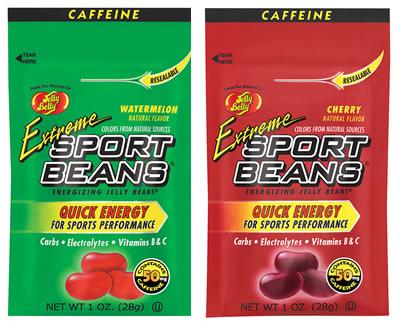 caffeine Jelly belly