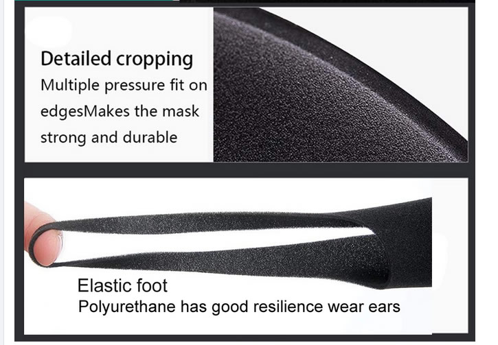 sports face mask is breathable