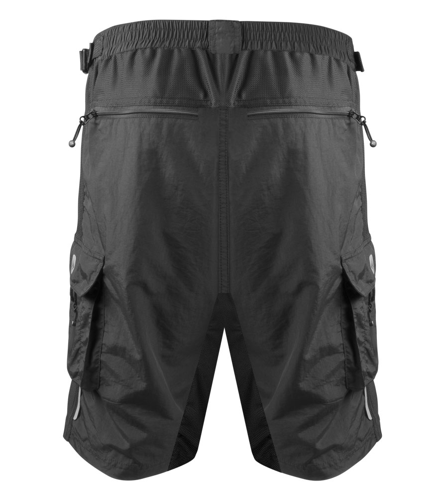 Summit MTB Shorts Back View