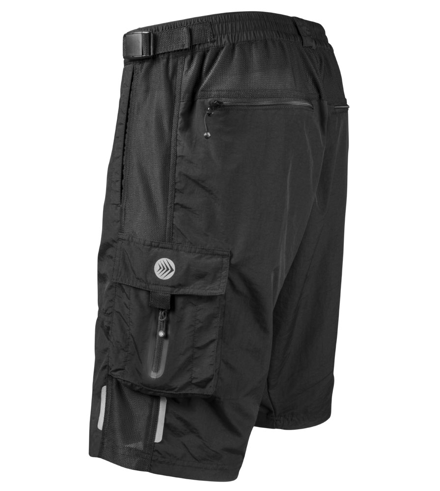 Summit MTB Shorts Off Back View