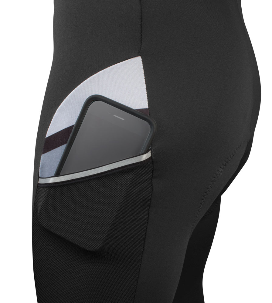 Tall Alpine All Day Cycling Tights Side Pocket