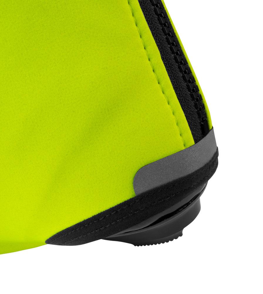 USA Cycling Shoe Cover Reflective Tab