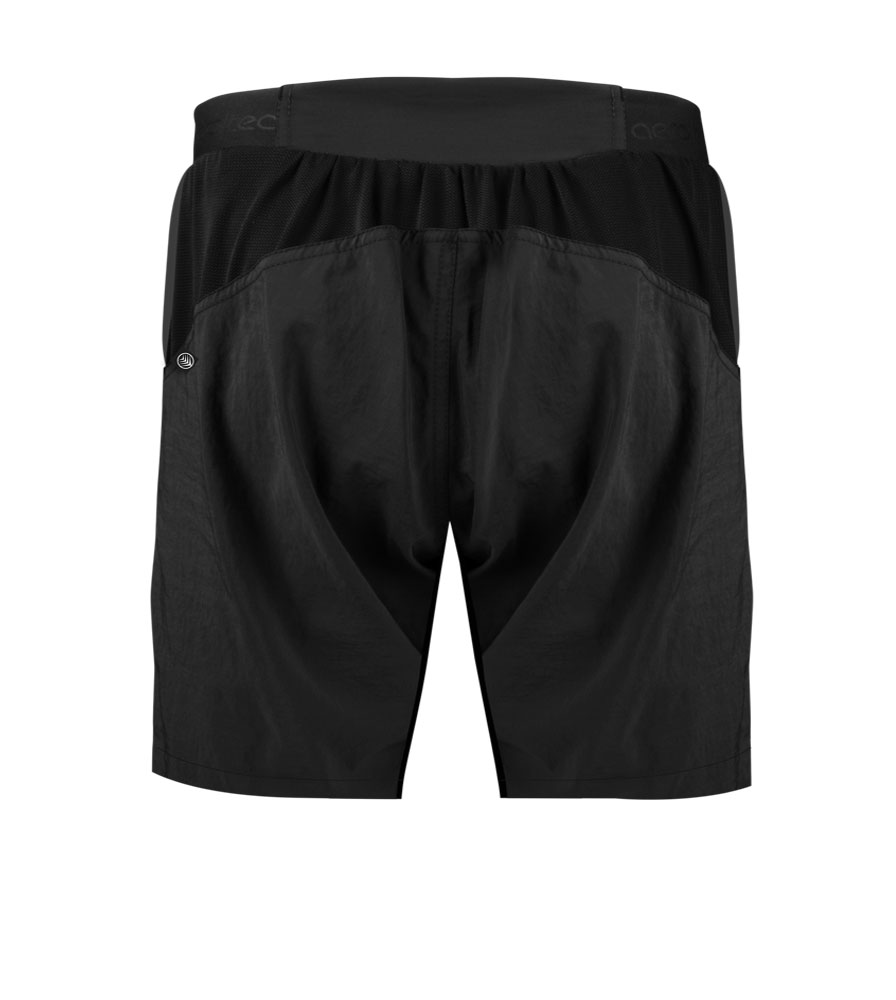 USA MTB Short Inseam Baggy Back View