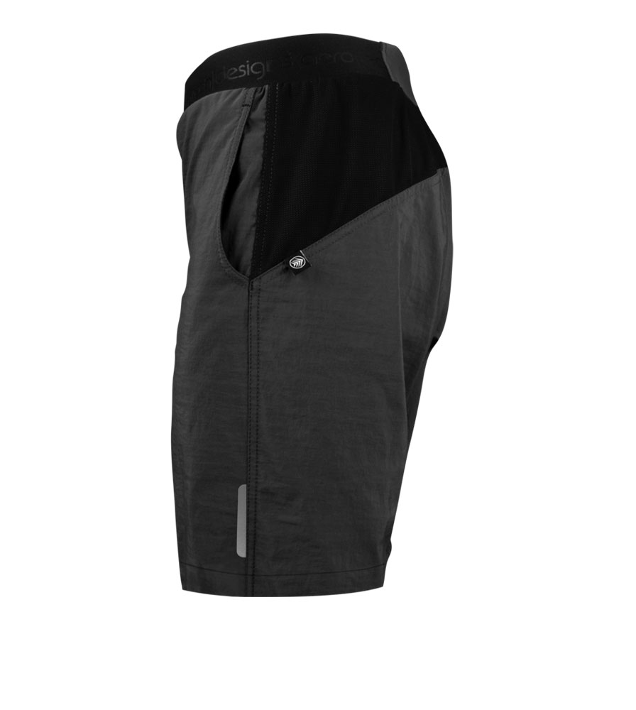 USA MTB Short Inseam Baggy Shorts Side View