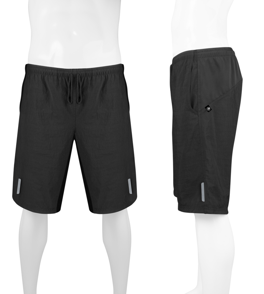 USA MTB Short Front and Side View