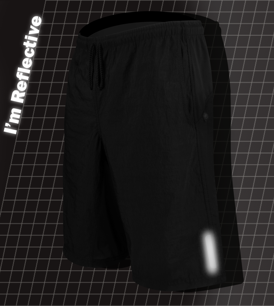 Men's USA MTB Short Reflective