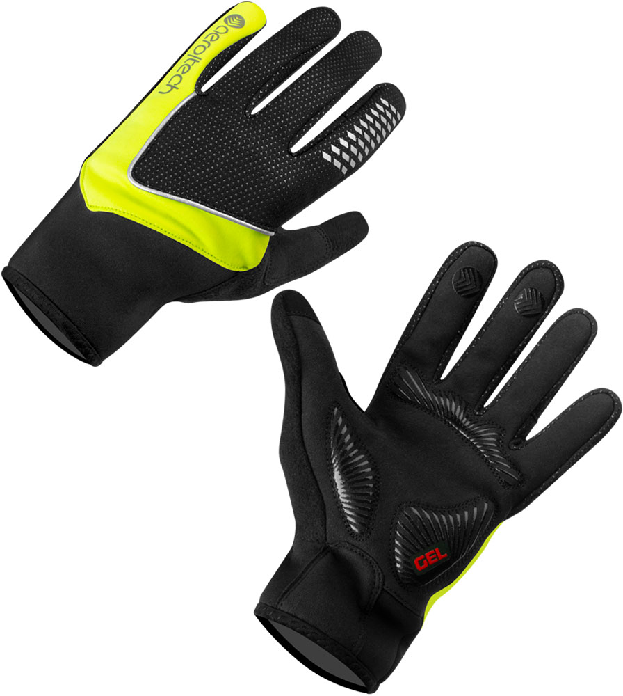 Midweight Full Finger Cycling Glove Group