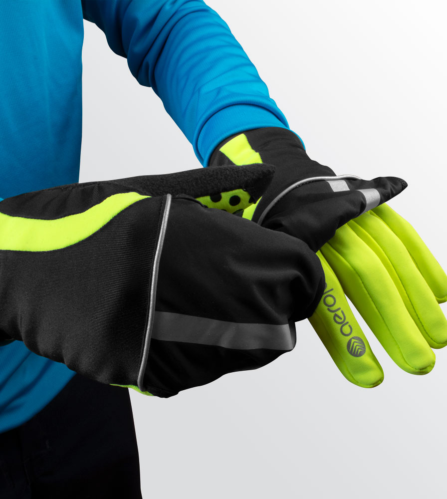 Convertible Cycling Mittens