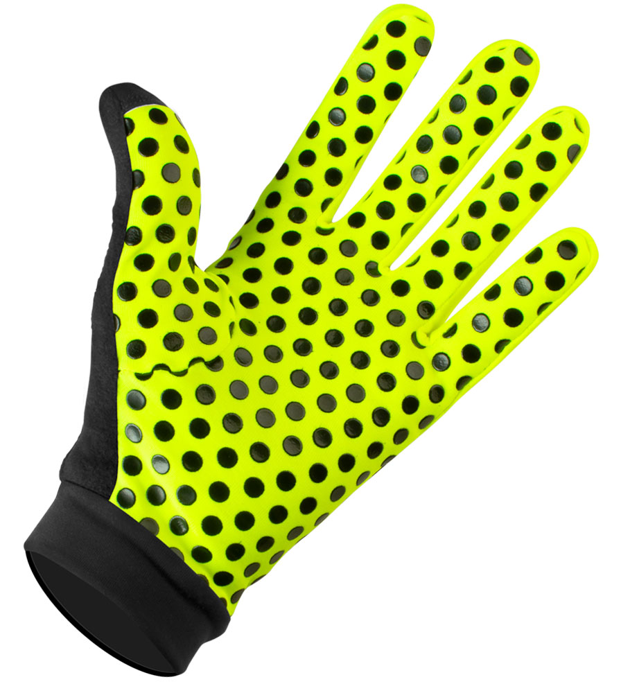 Windstop Convertible Cycling Glove Palm