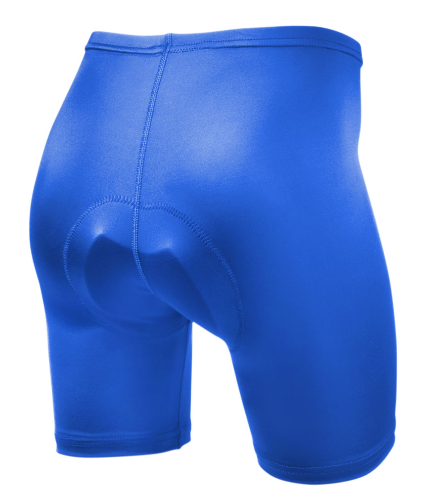 Women's USA Classic Short in Royal Back View