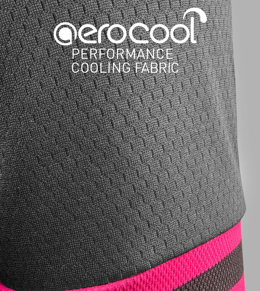 Women's Classic Fierce Jersey AeroCool Performance Fabric