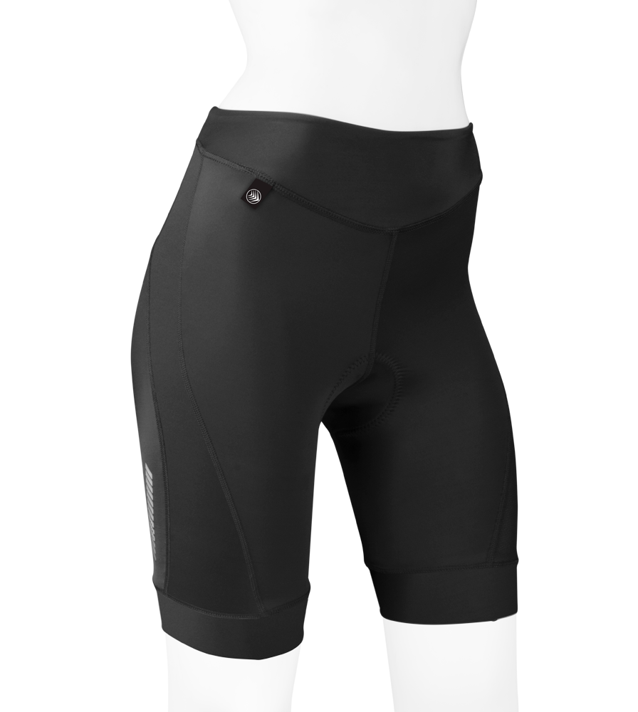 Women's Elite Cycling Shorts Front
