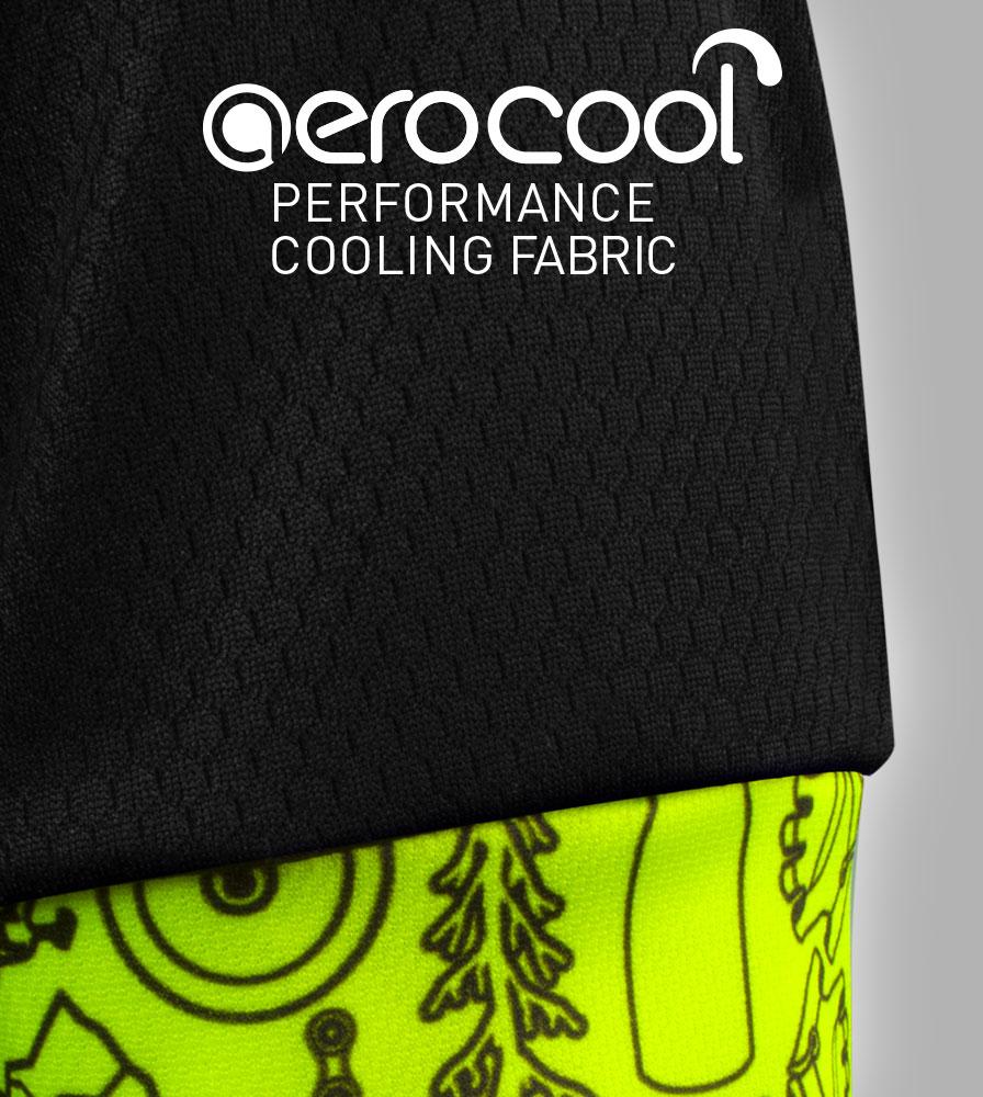 AeroCool Performance Athletic Fabric