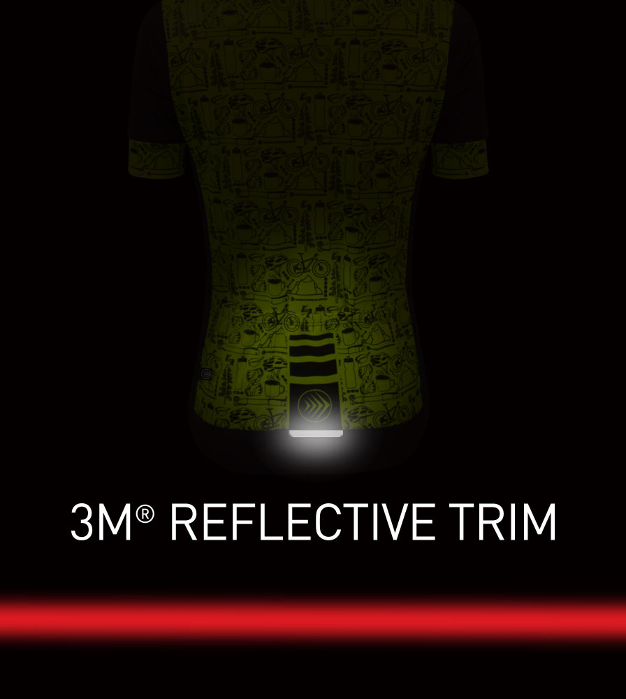 3M Reflective Trim for Safety