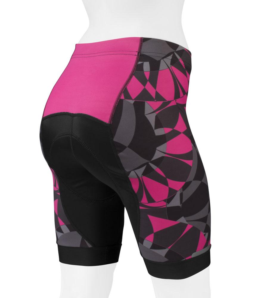womens-mosaic-pelotonshorts-pink-back.png