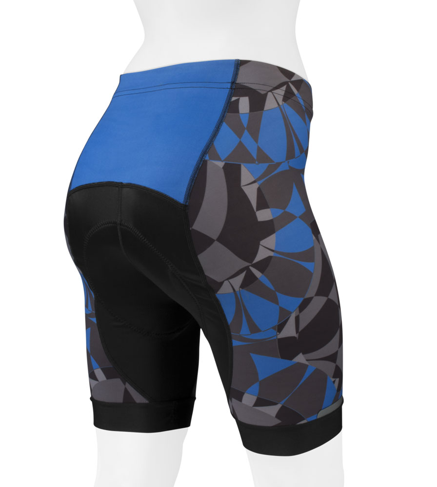 womens-mosaic-pelotonshorts-royal-back.png