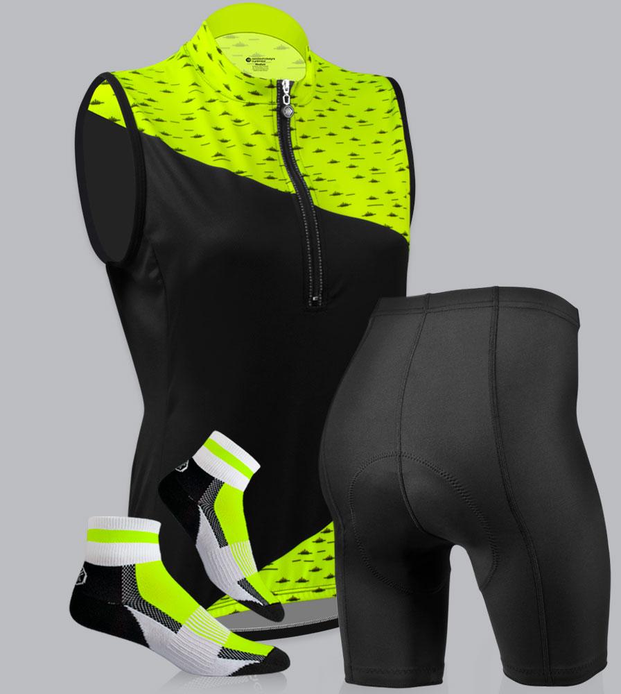 Women's Pro Cycling Kit